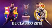"Massive Polizeipräsenz beim ""clásico"" FC Barcelona vs. Real Madrid"