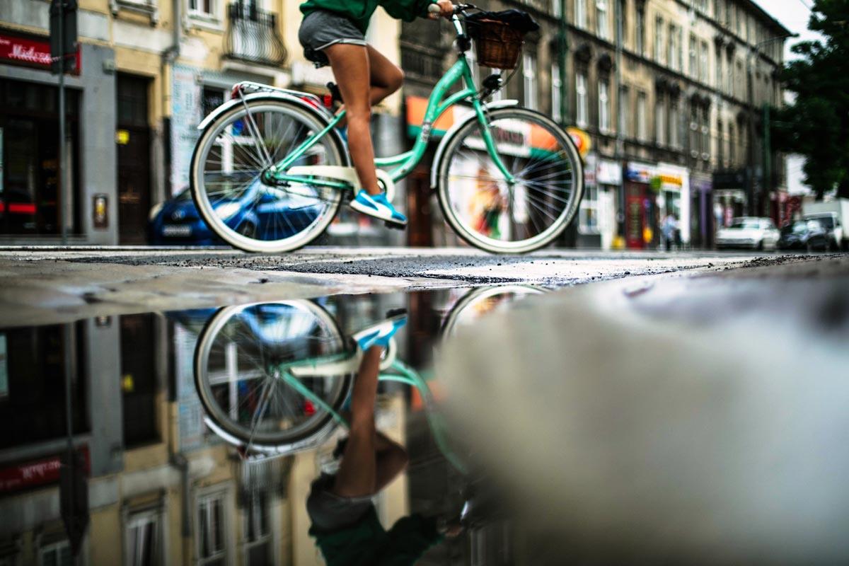 Mehr Fahrräder für die Umwelt