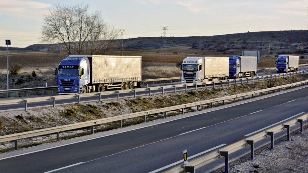 Was würden wir ohne die Leistung der LKW_Fahrer machen?