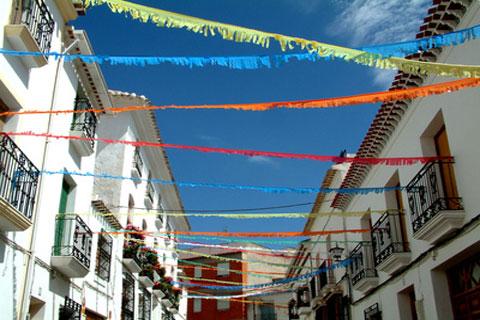 Fiesta auf Mallorca