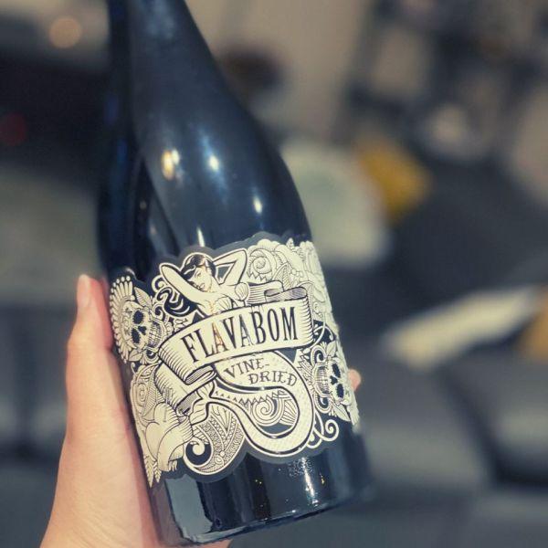 2018 Flavabom Shiraz Vine-Dried