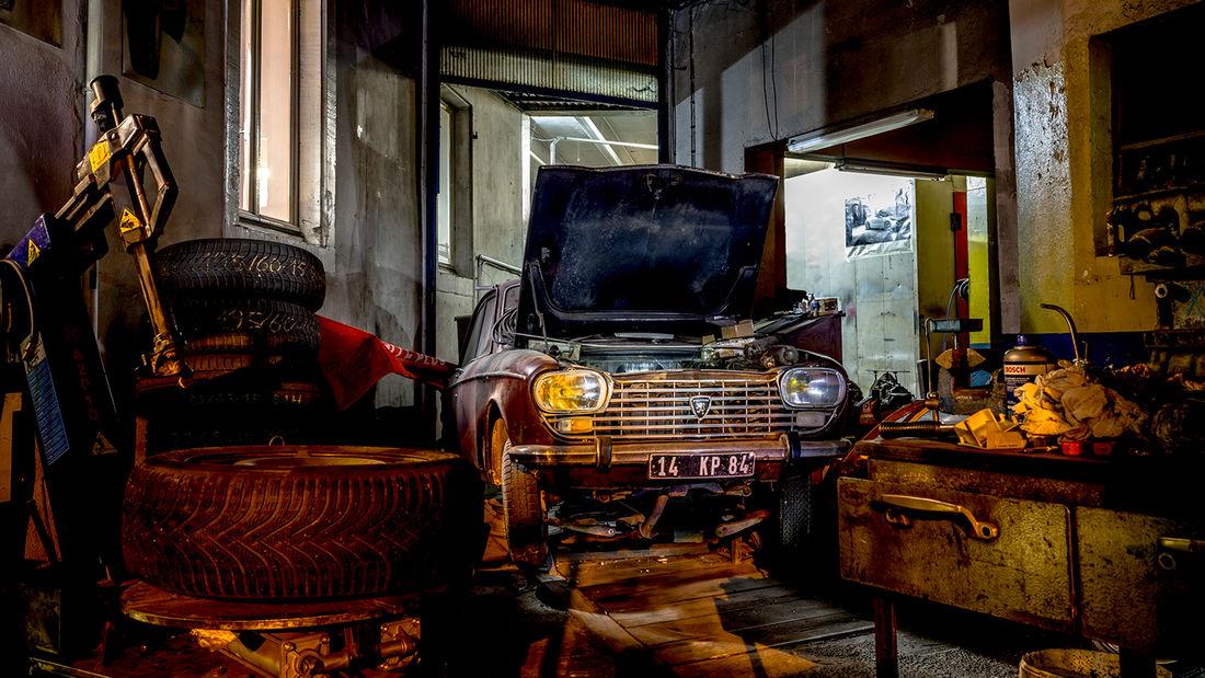 Lost Cars - Uwe Sülflohn und Theodor Barth