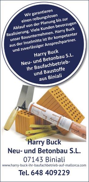 Harry Buck | Neu- und Betonbau S.L.