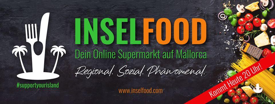 Inselfood - Dein Online Supermarkt auf Mallorca