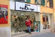 Neue Galeria Frank Krüger in Palma