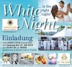 White Night … is the right night