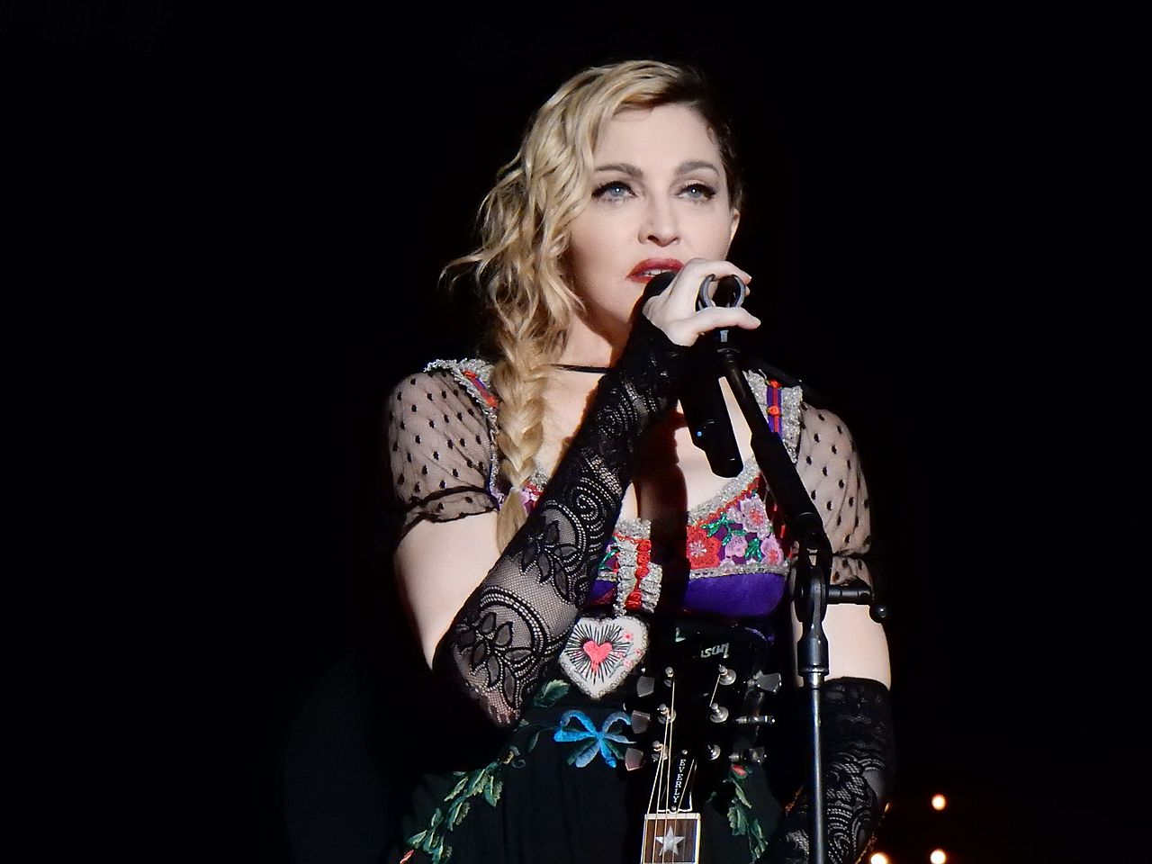 Madonna Rebel Heart Tour 2015 - Stockholm