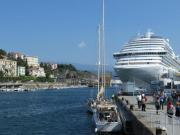 «Costa Smeralda» fährt im Winter 2019/20 im Mittelmeer