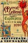 """""""Mercat Medieval de Capdepera"""" 2020"""