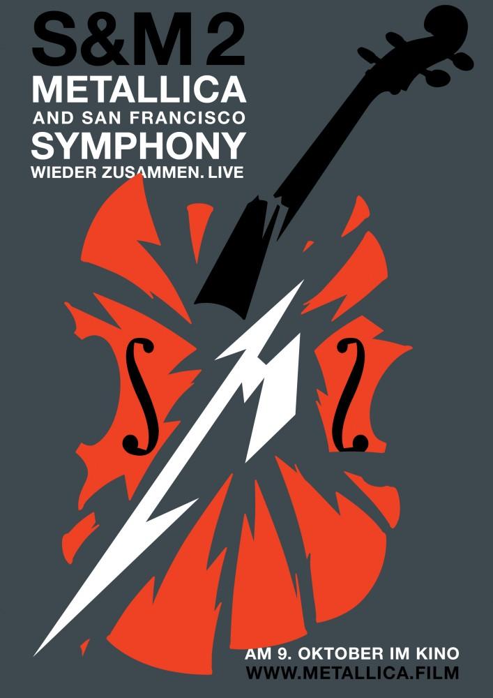Metallica und das San Francisco Symphony Orchestra