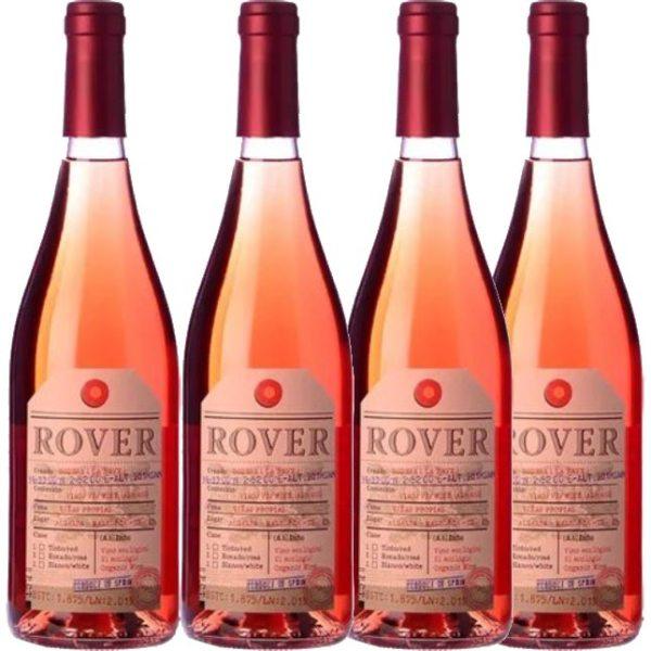 Nave Rover - Rosado