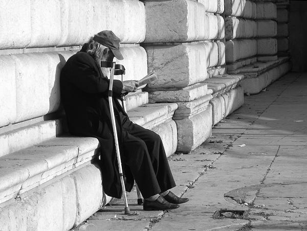 Obdachlos auf Mallorca