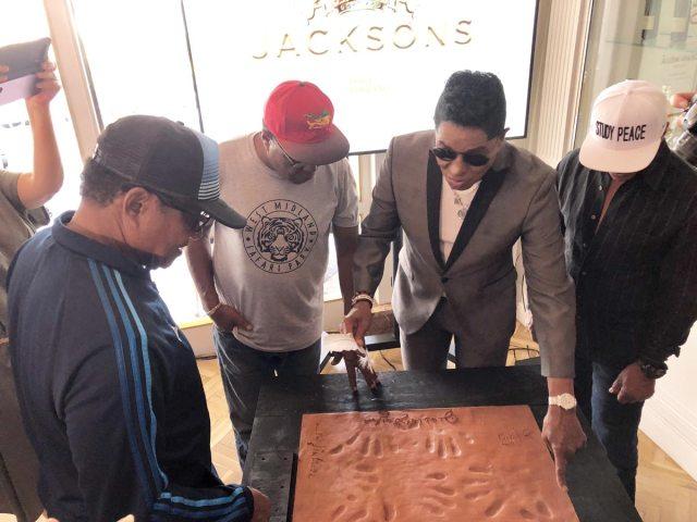 """The Jacksons"" überzeugen in Port Adriano"