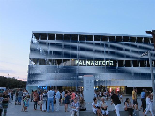 "Aus ""Palma Arena"" wird ""Velòdrom Illes Balears"""