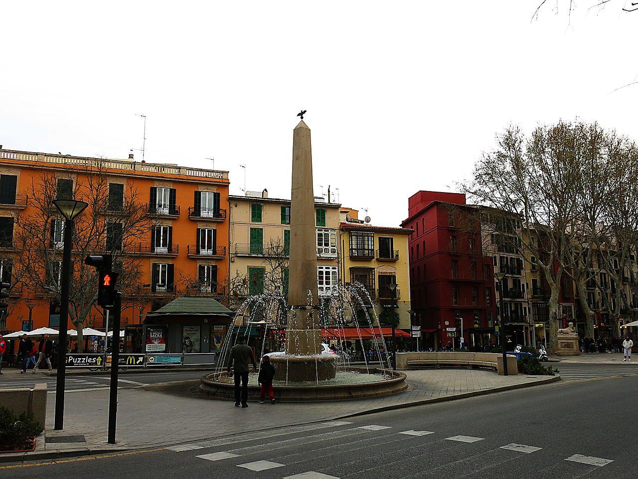 Plaça Rei Joan Carles I