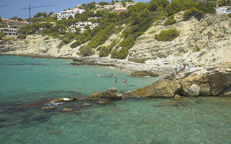 Neuer Wanderweg an der Costa de la Calma