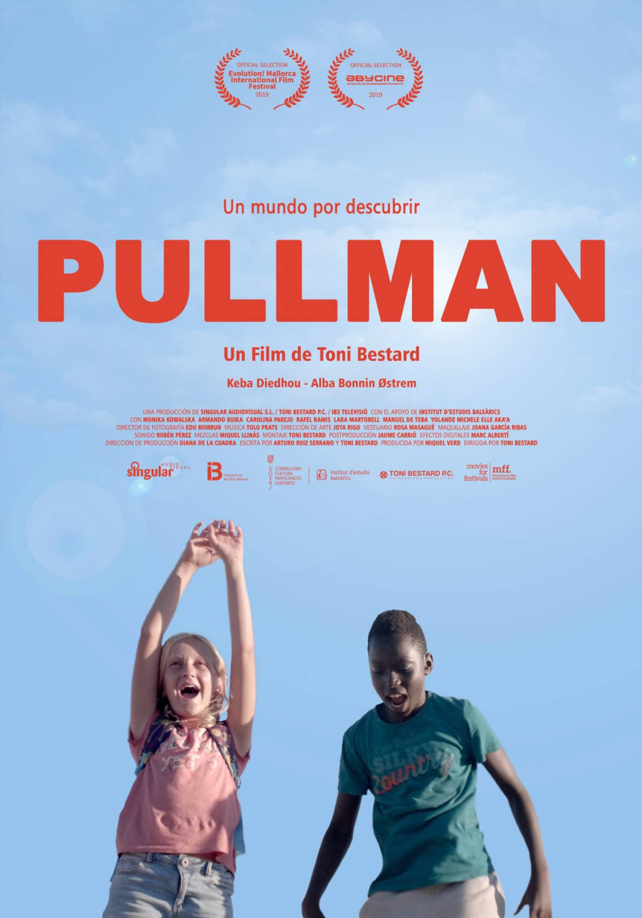 Toni Bestards 'Pullman'