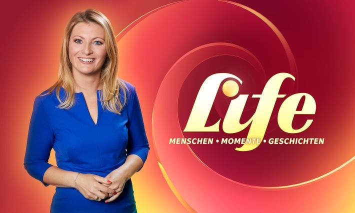"""Annika Begiebing, Moderatorin """"Life - Menschen, Momente, Geschichten"""""""