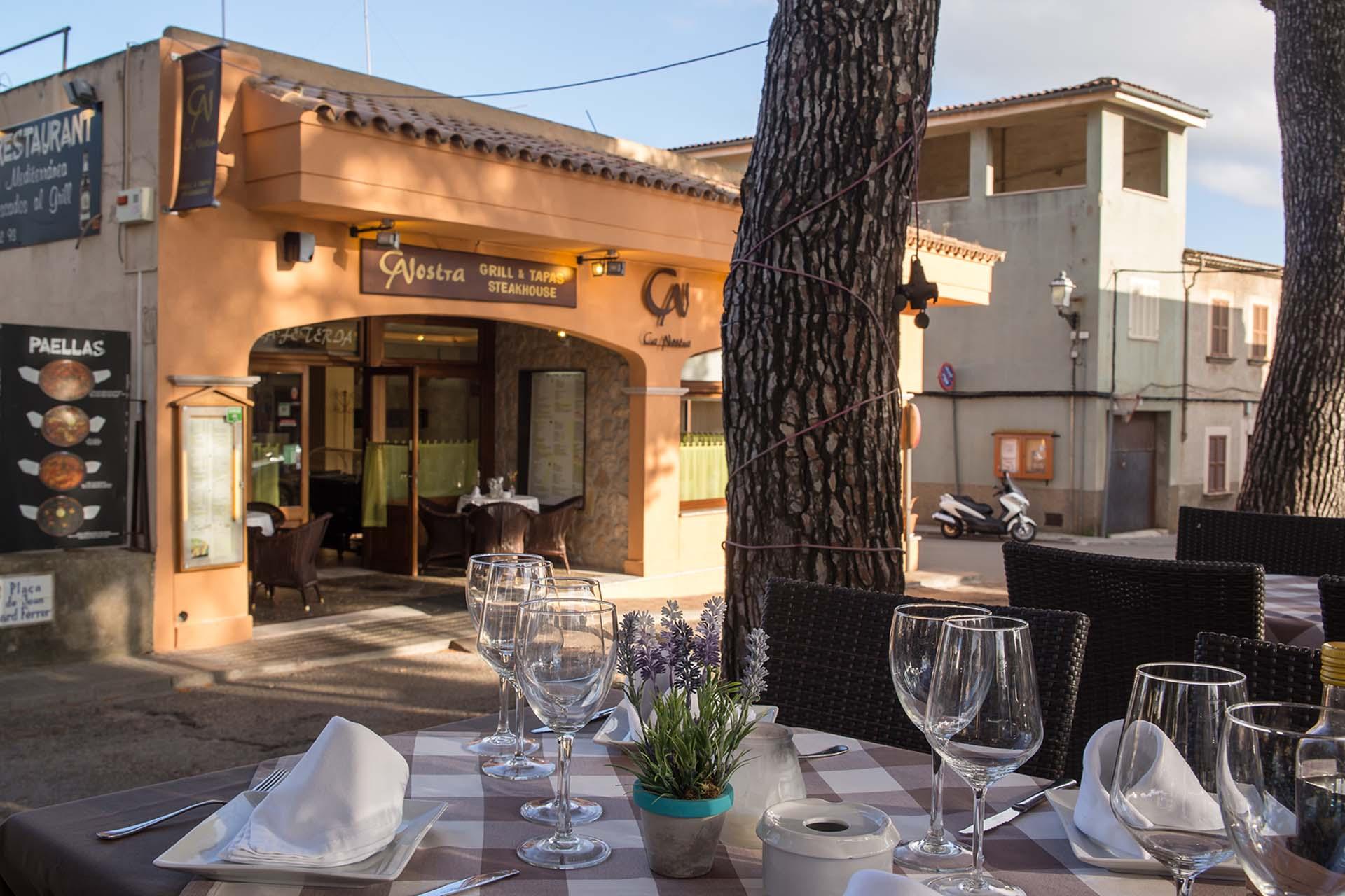 Restaurant Ca Nostra