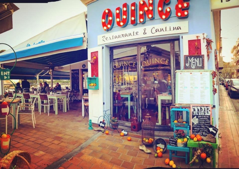 Restaurant Quince - Porto Cristo