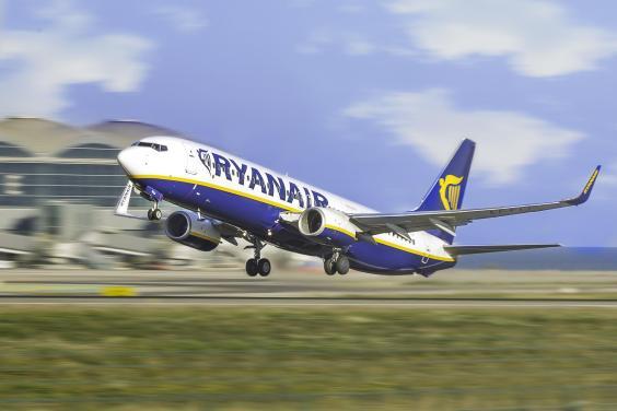Ryanair verbannt Handgepäck (fast) vollständig aus Kabine