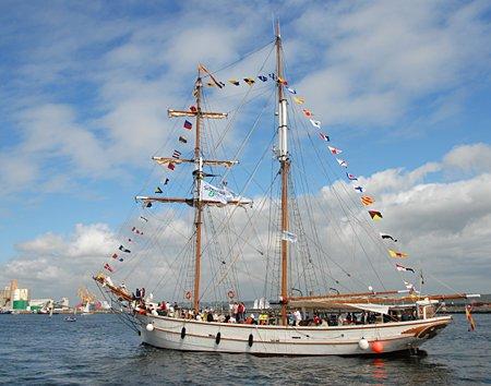 Segelschiff Cala Millor