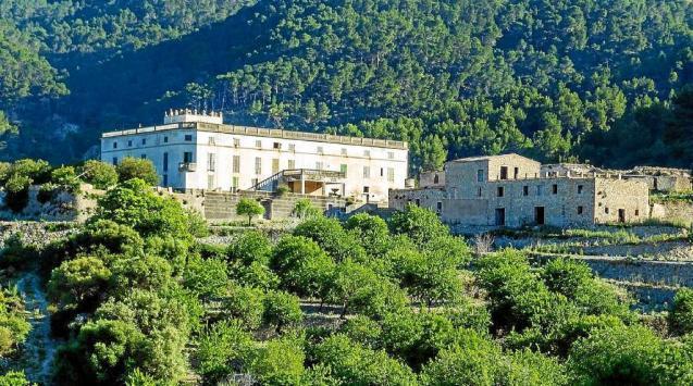 Anwesen Son Bunyola in Banyalbufar