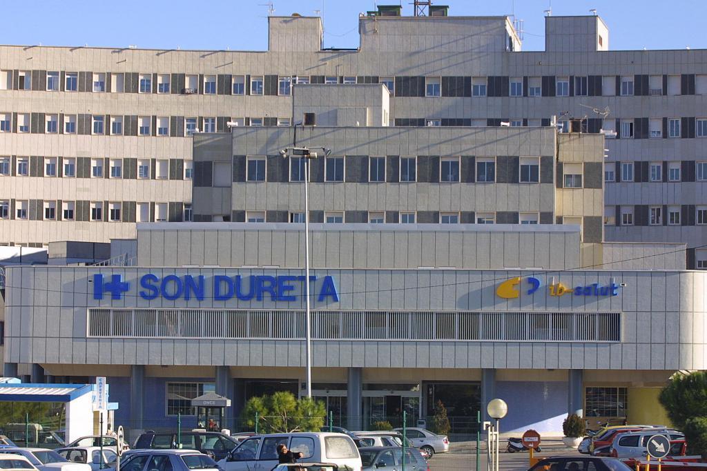 Hospital Son Dureta auf Mallorca