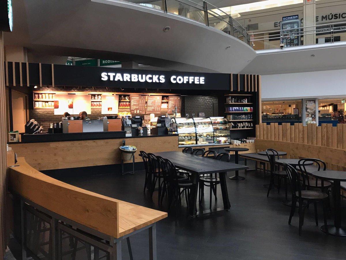 Starbucks Filiale auf Mallorca