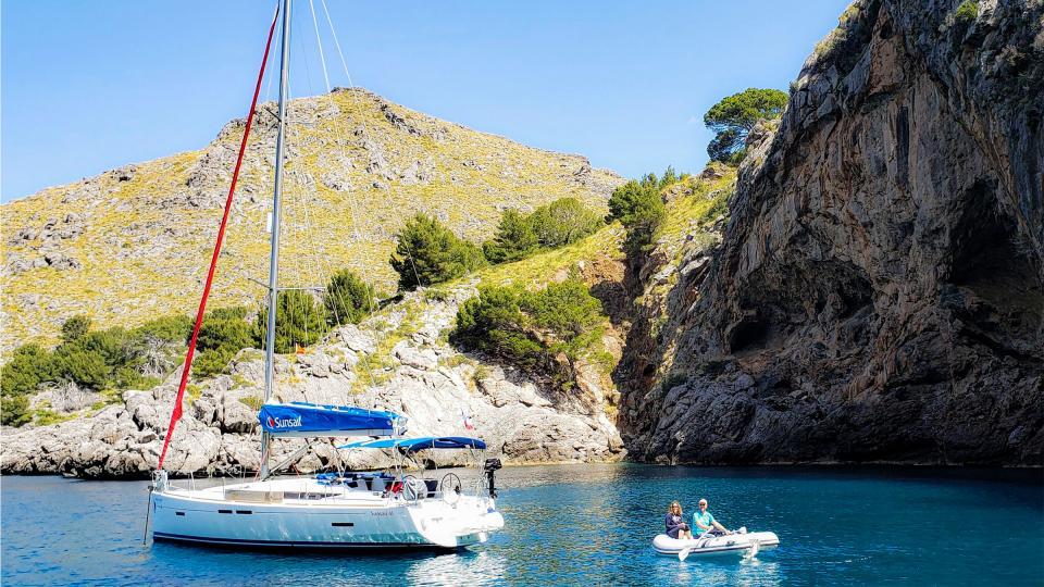 Sunsail Yacht Charter