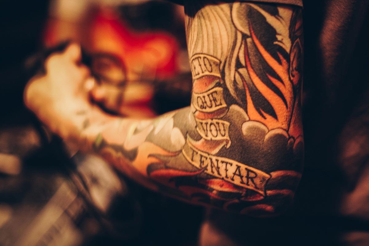 Tattoo - Körperschmuck für immer
