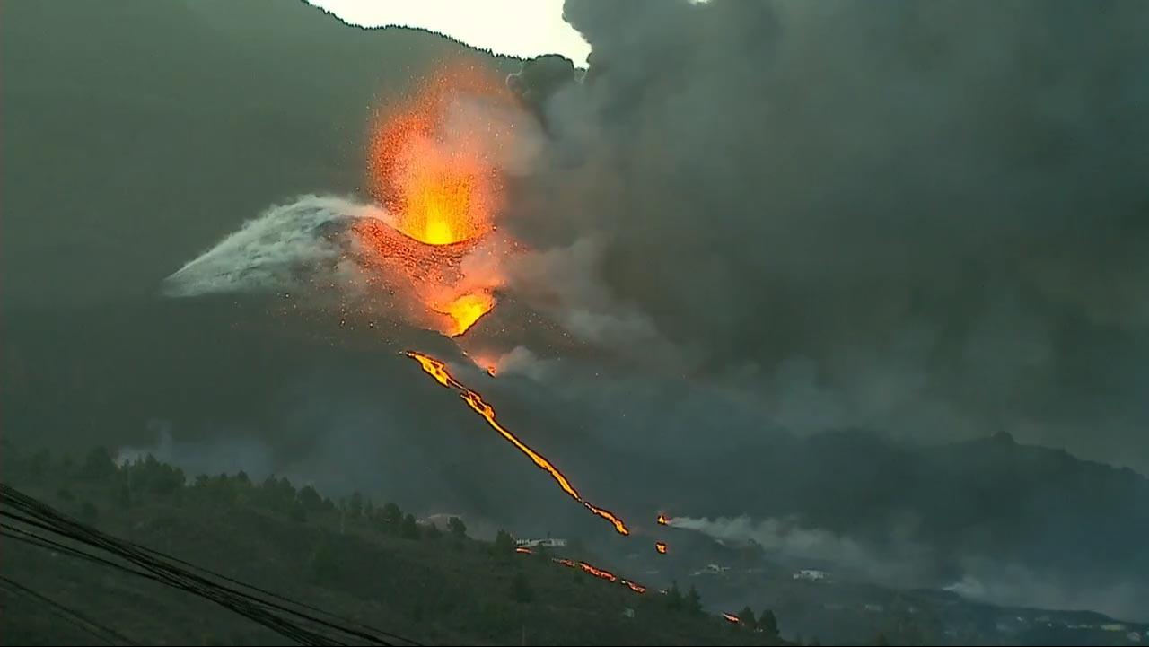 Vulkane - Urgewalt der Natur