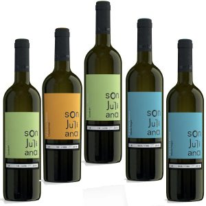 "Weinpaket ""Blanco"" - Bodega Son Juliana"