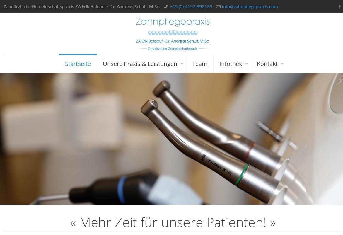 Dr. Andreas Schult zählt im Fachbereich Endodontie zu Deutschlands Top-Medizinern