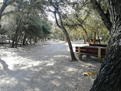 áreas recreativas naturales de Mallorca