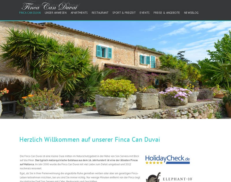 Finca Can Duvai