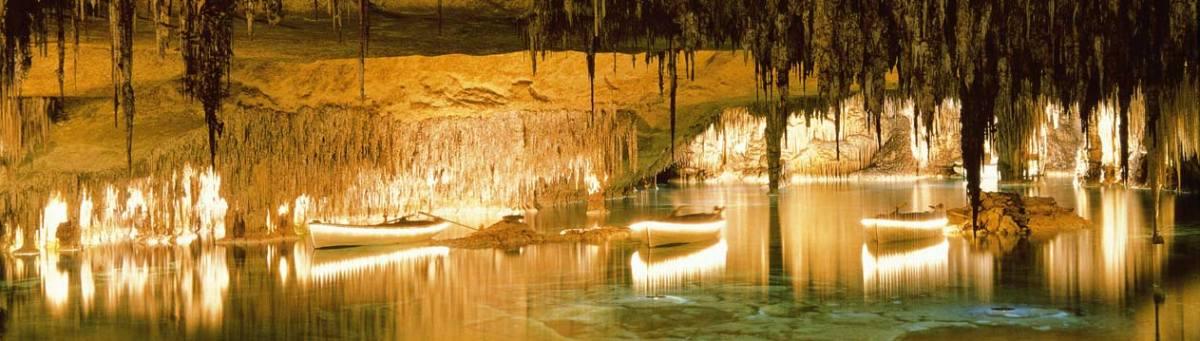 """""""Kühler"""" Besuch der Höhlen auf Mallorca"""