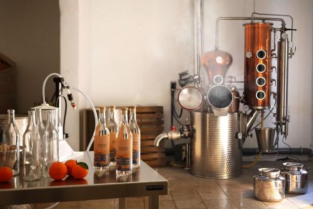 Destillería Pareis