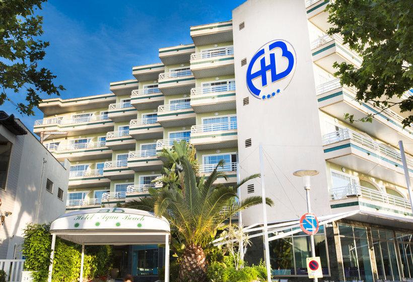 hotel agua beach palmanova 014