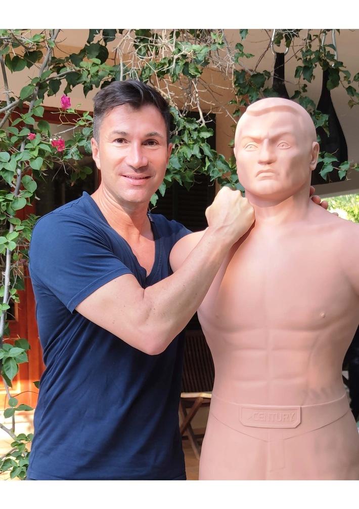 Lucas Cordalis Markenbotschafter von CENTURY Martial Arts