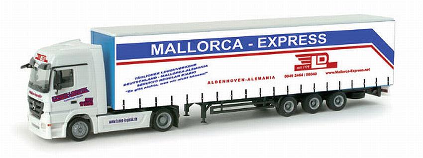 Mallorca Express Transporte - Die Nr. 1 für Mallorca-Transporte