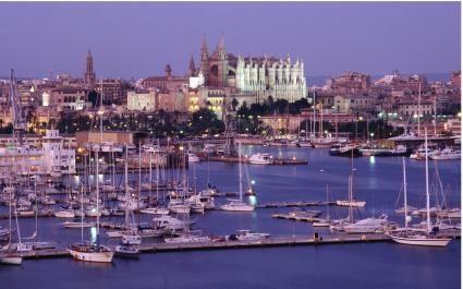 """Die Kathedrale von Palma, ein Beispiel der Gotik auf Mallorca. Bild: """"obs/Efetur/Gaspar Monroig"""""""