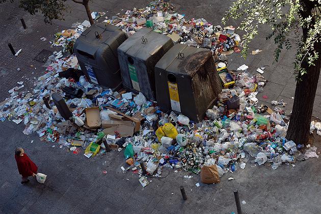 Müll auf Mallorca