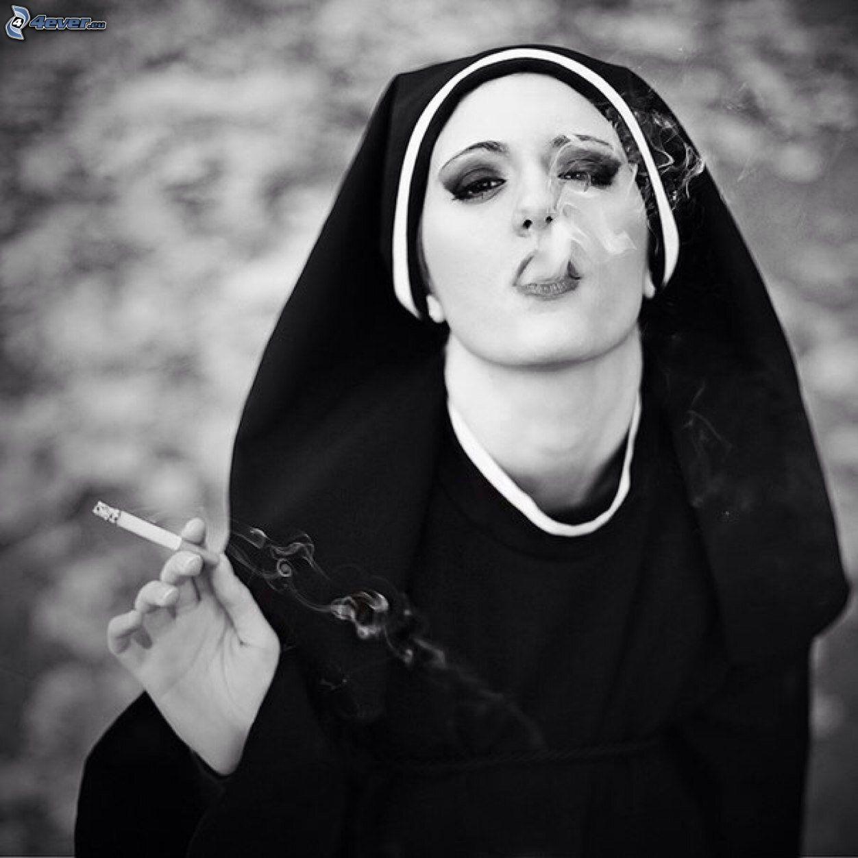 Nonnen auf Mallorca