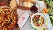 One Pot mit Pasta und Salsiccia