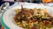 One Pot mit Huhn auf Paella-Art