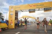 Sportlicher Rekord: Knapp 11.000 Teilnehmer laufen beim TUI Marathon Palma de Mallorca