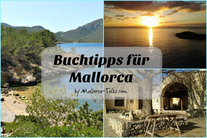 Buchempfehlungen für Mallorca