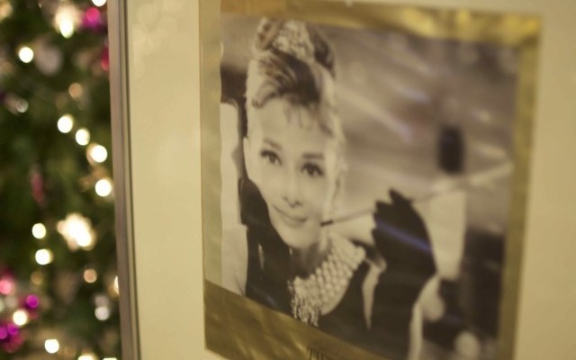 "Audrey Hepburn in ""Breakfast at Tifanny´s ist das Motto."