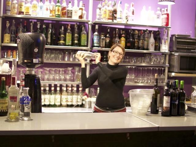 Cocktails sind Tina Vogts Leidenschaft
